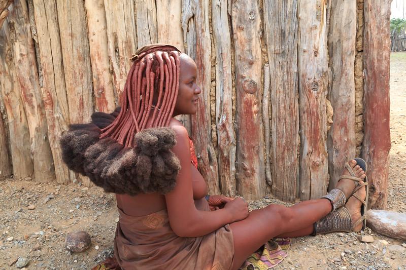 Traditional Himba Village
