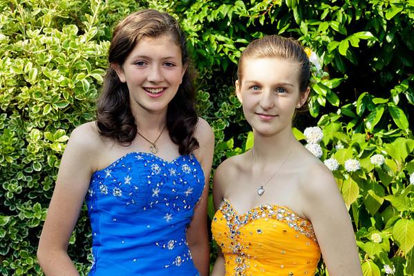 Courtneys prom photos