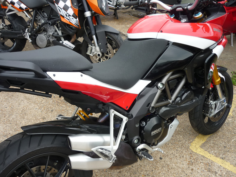 6/6 - another When is a Pikes Peak Multistrada not a PP Multistrada? Multistrada 1200