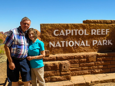 2018-09-14 Capital Reef National Park