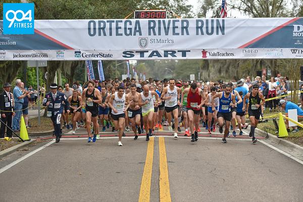 Ortega River Run 2019