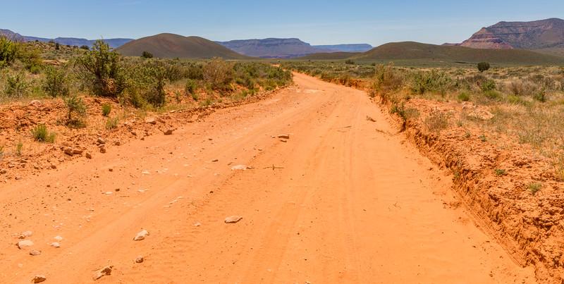 Road to Tuweep/Toroweap Overlook