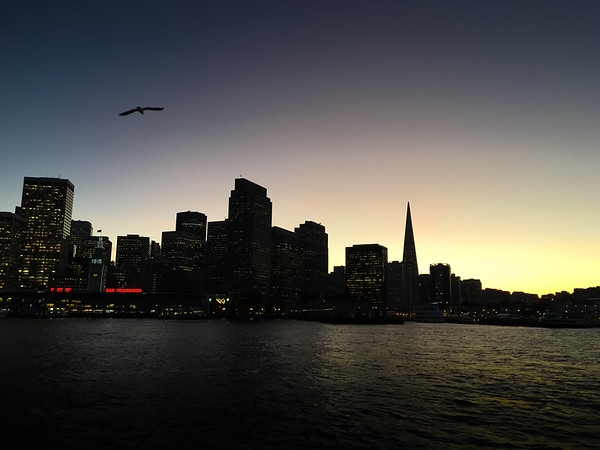 Zion, Bryce et San Francisco