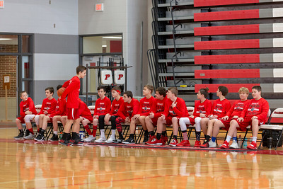Boys 8th Grade Basketball - 1/26/2019 Reed City