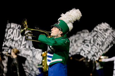 2021-09-24 Woodgrove Marching Band