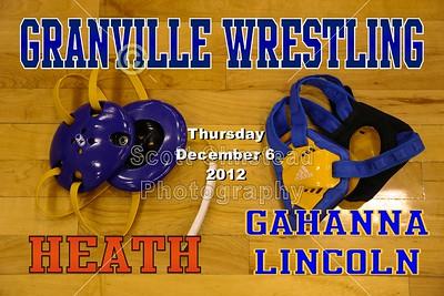 2012 Heath & Gahanna Lincoln at Granville (12-06-12)