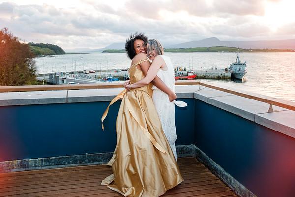 Olivia & Gillian