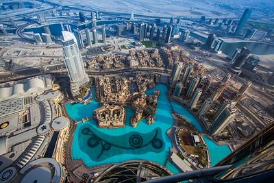 Dubai to Istanbul 2012