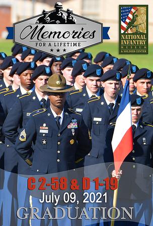 C 2-58 and D 1-19 Graduation