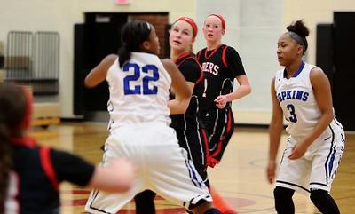 2014-15 Shako Girls Basketball