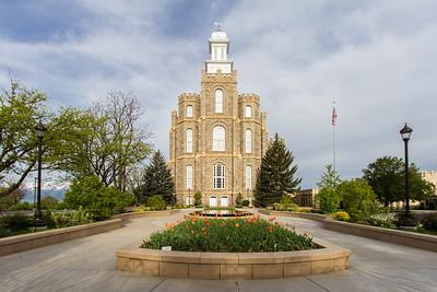 Logan Utah Temple