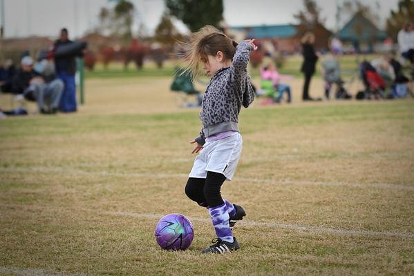 10-30-11 B3 Emma Fairchild Girls 1st Grade (Purple Team)