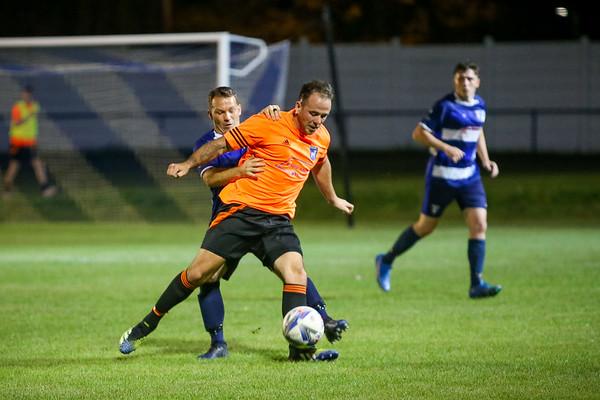 Winsford United v Lostock Gralam - Friendly - 08-09-21