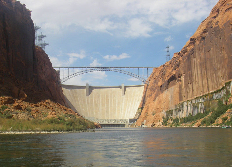 Glen Canyon is considered one of the jewels along the entire length of the mighty Colorado River …