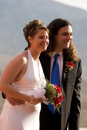 2007 Athos and Amanda Wedding