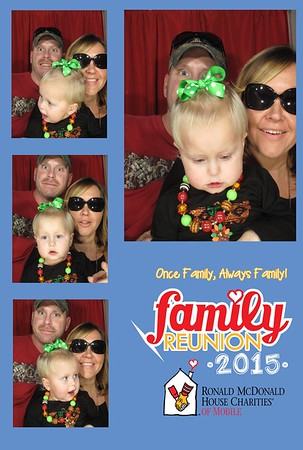 RMHC of Mobile Family Reunion 2015