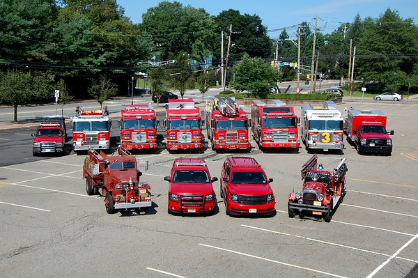 Fire Department Photo Shoots