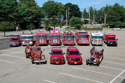 Fire Department Photo Shoots