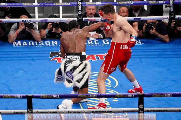 Callum Smith Defeats Hassan N'dam by TKO
