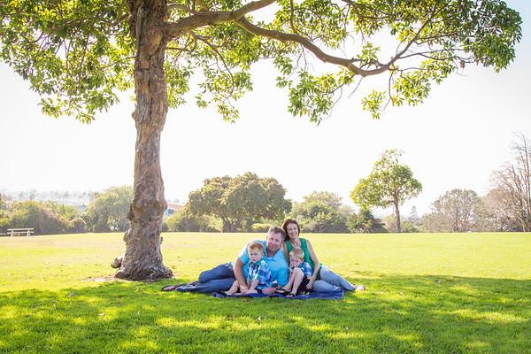 Kelly & Ciaran Family