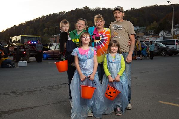 Halloween in Richwood