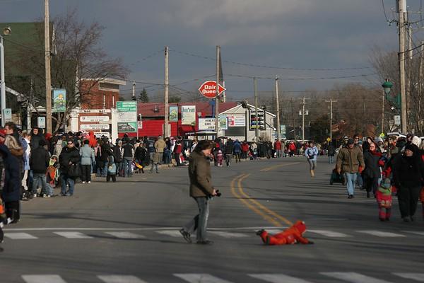 40th Annual Santa Claus Parade 2009