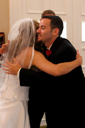 Dave and Steffani Wedding