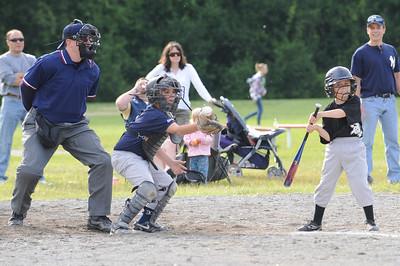 6/2/09 LJAL Game White Sox vs. Yankees at Botsford Elementary School