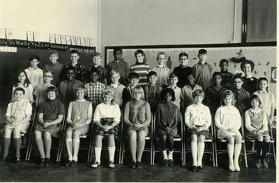 Pugh School 1968