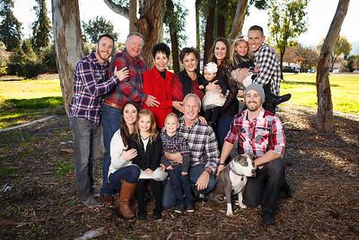 Elliott Family - Winter 2015