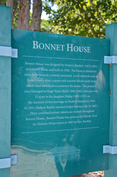 The Bonnet House