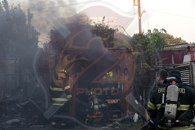 Brentwood F.D.  Multiple Signal 14's   Washington Ave. 8/5/20