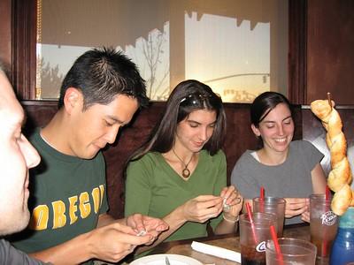 Surviving Midterms Celebration! 10/2005