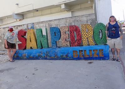 Belize - San Pedro - 2021