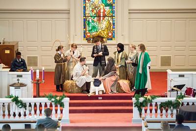 Chapel Christmas Play