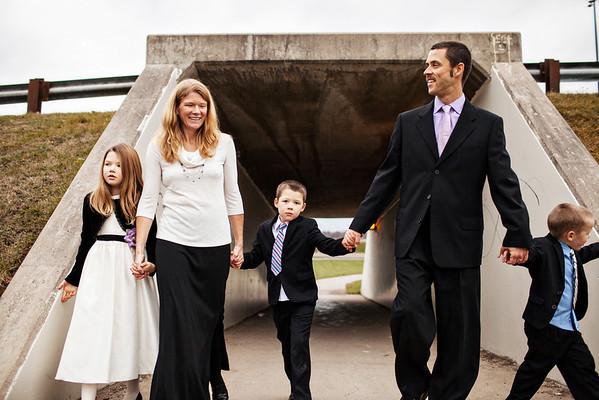 Ericson Family