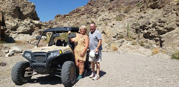 8/08/19 Eldorado Canyon ATV/RZR & Gold Mine Tour