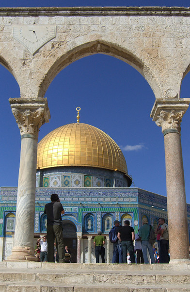 37-Dome of the Rock