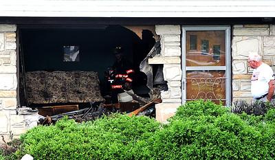 Car into house Grafton