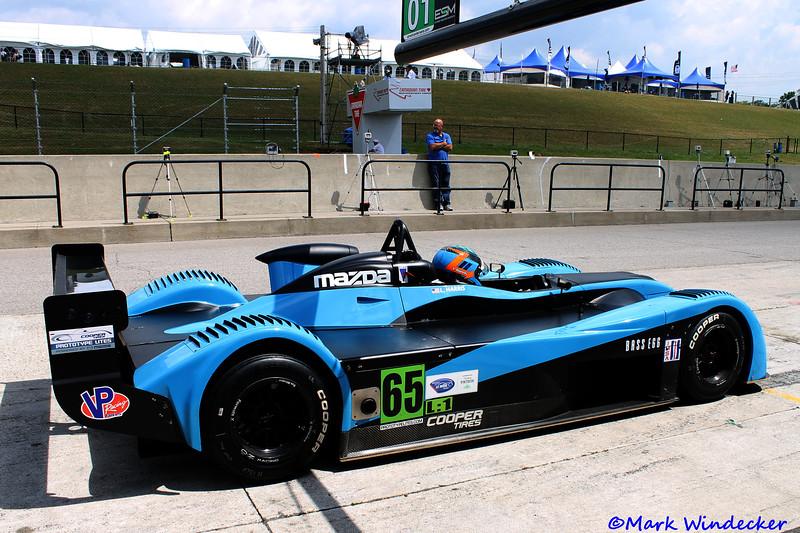 Comprent Motor Sports,  Lamont Harris
