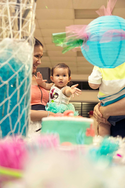 Aleia's 1st Birthday (Event Photos)