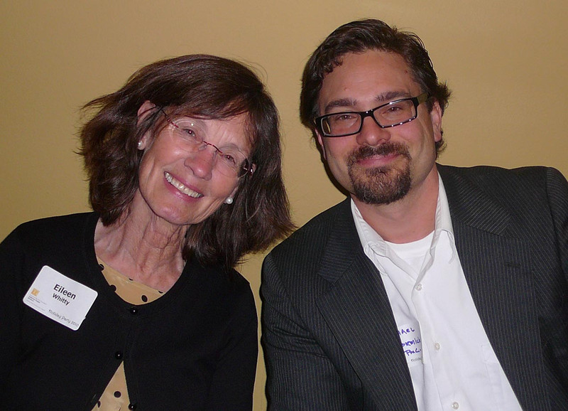 Eileen Whitty, Michael McCormick