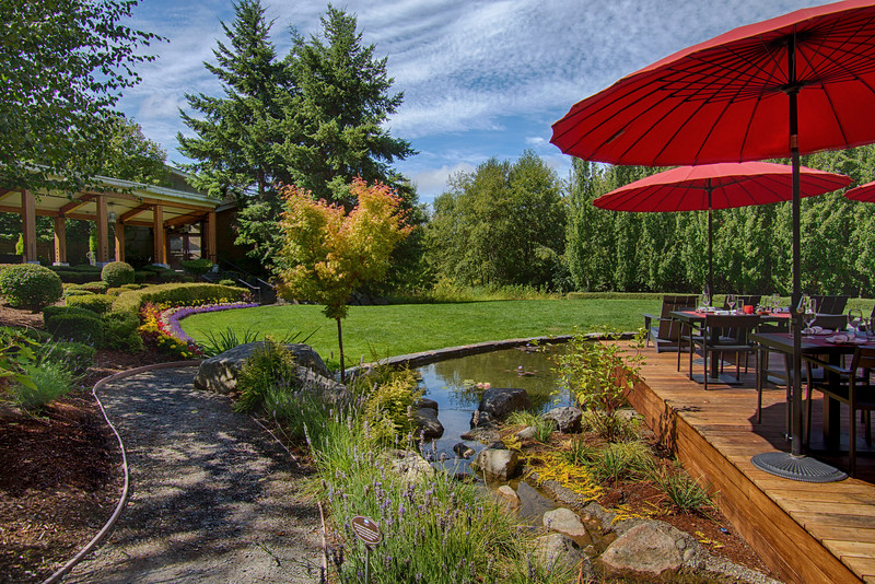 Cedarbrook Lodge in SeaTac, Washington