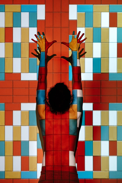Aymon Barrio - Butoh dancer