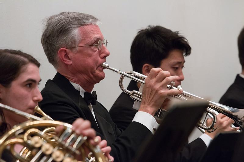 Tom Shields -- Hopkins Symphony Orchestra, April 2017