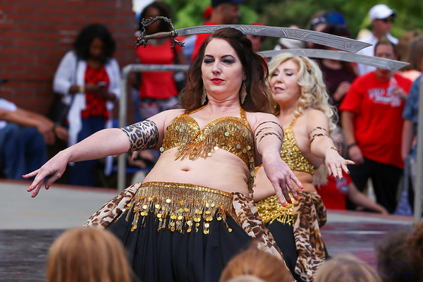 2016 Rossini Festival - Albi Belly Dancers
