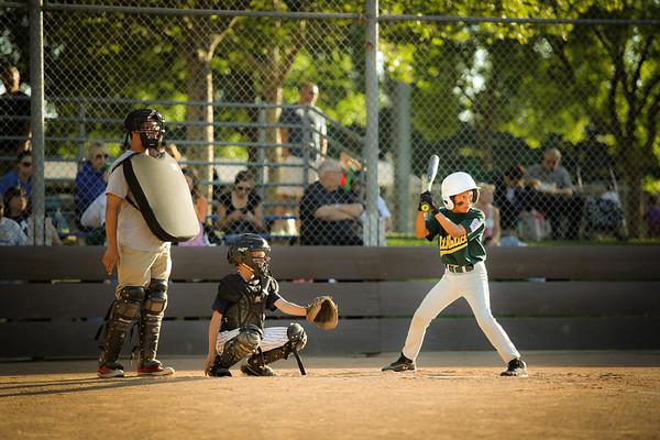A's Baseball