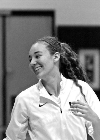 Lancaster Mennonite HS Girl's V Basketball v. Col 1.4.14