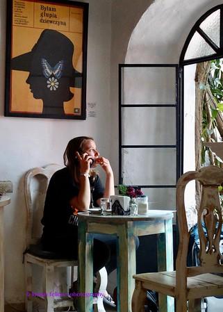 Scenes from Cafés & Coffeeshops