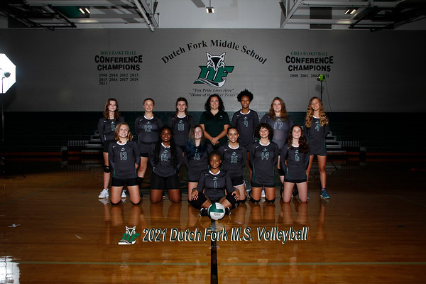 2021 MS Volleyball